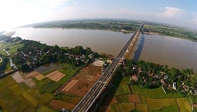 Gỡ rào cản quy hoạch 2 bờ sông Hồng