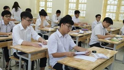 Ngày 3/8, sẽ biết điểm chuẩn thi vào chuyên lớp 10 Hà Nội