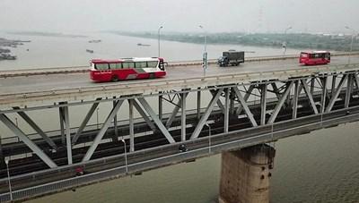 270 tỷ đồng sửa mặt cầu Thăng Long