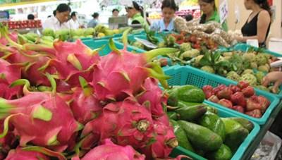 Rau quả xuất khẩu sang Thái Lan tăng mạnh
