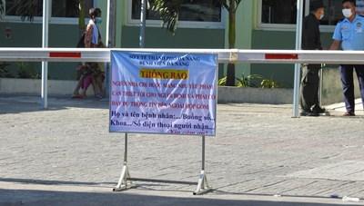 30 người trốn khỏi Bệnh viện Đà Nẵng sau lệnh cách ly