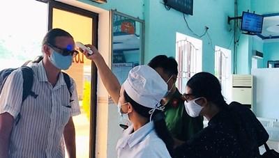 Bình Định: Thực hiện nghiêm các biện pháp phòng, chống dịch Covid-19