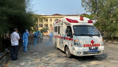 Quảng Nam sẵn sàng các phương án để kiểm soát tốt tình hình dịch bệnh