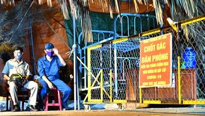 Ngăn chặn nhập cảnh trái phép ở biên giới Tây Nam: Chốt chặn đường mòn, lối mở