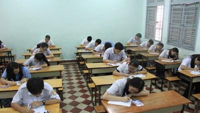 Thi THPT 2020: Thí sinh và giáo viên TP HCM phải đeo khẩu trang trong kỳ thi