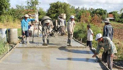 Phú Yên: Phấn đấu 9 xã điểm đạt chuẩn nông thôn mới nâng cao