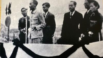 Chủ tịch Hồ Chí Minh - người sáng lập Nhà nước Việt Nam Dân chủ Cộng hòa
