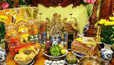 Phong tục cúng ông công ông táo, nét đẹp văn hóa của người Việt Nam