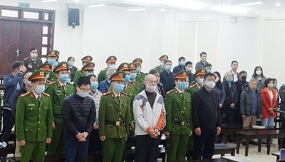 Sắp mở lại phiên xét xử Đinh La Thăng và Trịnh Xuân Thanh trong vụ 'Ethanol Phú Thọ'