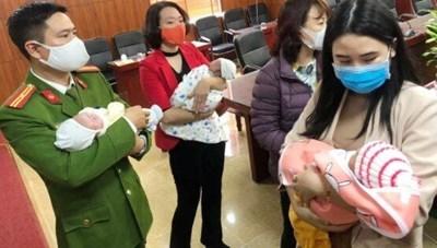 Bộ Công an phá đường dây bán trẻ sơ sinh sang Trung Quốc