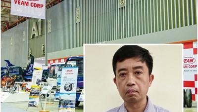 Khởi tố, bắt tạm giam ông Phạm Vũ Hải nguyên Giám đốc nhà máy ô tô Veam