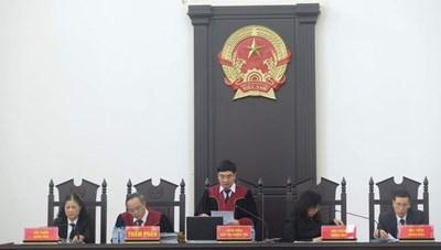 Toà tuyên án 19 bị cáo trong đại án Gang thép Thái Nguyên