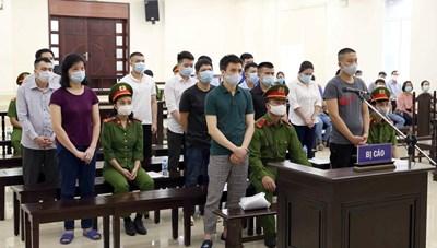 Xét xử vụ Công ty Nhật Cường: Các bị cáo nói lời sau cùng