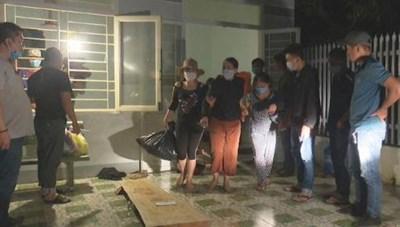 Đắk Lắk: Bắt nhóm phụ nữ đánh bạc, thu giữ 38 triệu đồng