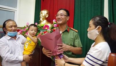 Công an Bắc Ninh thông tin chính thức về vụ giải cứu cháu bé bị bắt cóc