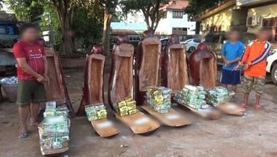Hà Tĩnh: Triệt phá đường dây vận chuyển 237 kg ma túy từ Lào vào Việt Nam