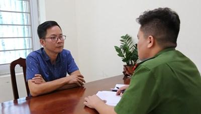 Khởi tố Phó ban Tuyên giáo Huyện ủy Tam Đảo về tội vu khống