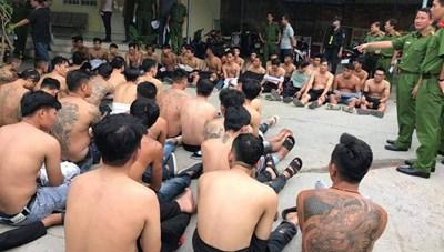 Khởi tố 44 đối tượng 'hỗn chiến' tranh giành đất ở Đồng Nai