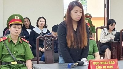 5 năm tù dành cho 'mẹ mìn' bắt cóc bé trai 2 tuổi ở Bắc Ninh
