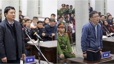 Đang ngồi tù, ông Đinh La Thăng, ông Trịnh Xuân Thanh tiếp tục bị truy tố