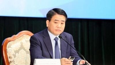 Truy tố ông Nguyễn Đức Chung về tội 'Chiếm đoạt tài liệu bí mật nhà nước'
