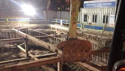 Hà Nội: Phát hiện quả bom lớn tại phố Cửa Bắc