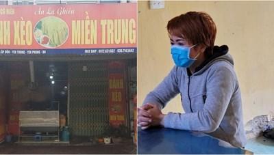 Bắc Ninh: Khởi tố chủ quán bánh xèo bạo hành nhân viên