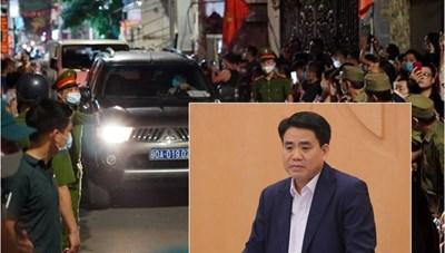 Vì sao phải xét xử kín ông Nguyễn Đức Chung?