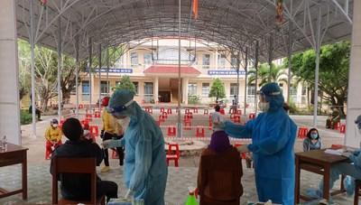 Bạc Liêu: Huyện Hòa Bình triển khai nhanh chiến dịch bóc tách F0 ra khỏi cộng đồng
