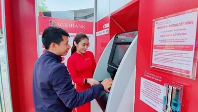 Agribank thúc đẩy ngân hàng số tại khu vực nông nghiệp, nông thôn