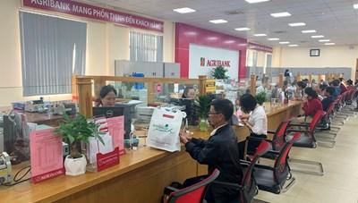 Agribank – ngân hàng chủ lực cung ứng vốn cho tam nông, tạo động lực tăng trưởng kinh tế