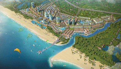 Bất động sản nghỉ dưỡng biển sở hữu lâu dài là thỏi nam châm hút dòng tiền trong năm 2021