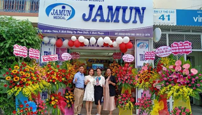 Jamun Việt Nam - Trải nghiệm sản phẩm y tế hoàn hảo