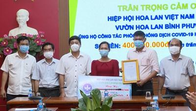Chơn Thành tích cực hỗ trợ người dân gặp khó khăn tỉnh Bình Phước