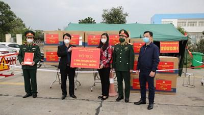 Hà Nội ủng hộ nguồn lực để Hải Dương phòng chống dịch Covid - 19