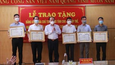 Bắc Giang: Nỗ lực thực hiện tốt nhiệm vụ đặt ra