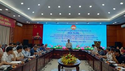 Hà Nội: Phát huy vai trò giám sát của nhân dân