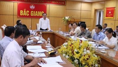 Bắc Giang: Triển khai Tháng cao điểm vì người nghèo