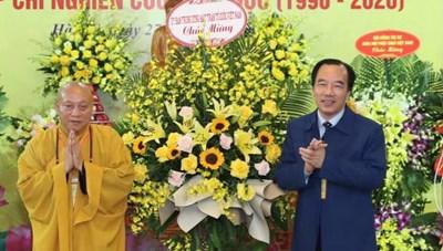 Phát huy giá trị, đạo đức truyền thống của đạo Phật
