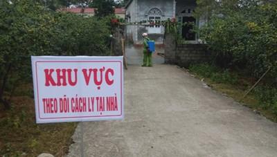 Quảng Ninh: Phát hiện và cách ly phụ nữ nhập cảnh trái phép từ Trung Quốc
