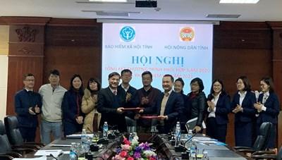 Quảng Ninh: Phấn đấu đạt 92.800 hội viên nông dân tham gia BHYT trong năm 2021