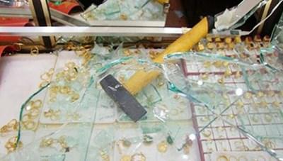 Hải Phòng: Bắt giữ đối tượng cướp tiệm vàng sát trụ sở huyện Tiên Lãng