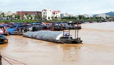 Quảng Ninh: Cấm tàu thuyền hoạt động trên sông biên giới từ 21/1