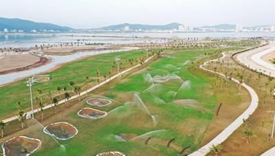 Quảng Ninh: Sân golf Tuần Châu Hạ Long sẽ đi vào hoạt động trong tháng 6/2021