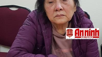 Bắt cụ bà 75 tuổi chuyên trộm cắp tại các cửa hàng thuốc