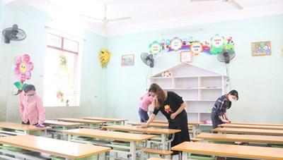Hải Phòng cho học sinh nghỉ học phòng chống Covid-19 từ ngày 29/1