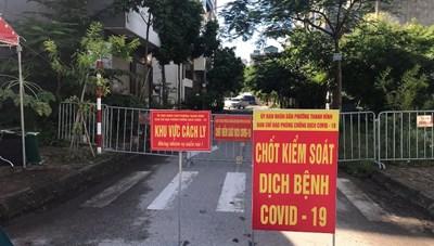 Quảng Ninh: Phát hiện thêm 1 trường hợp nghi nhiễm Covid-19 ở TP Hạ Long