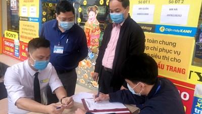 Quảng Ninh: Tăng cường xử phạt không chấp hành các biện pháp phòng chống dịch