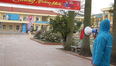 Quảng Ninh: Trưng dụng một số cơ sở giáo dục làm khu cách ly tập trung tại Đông Triều