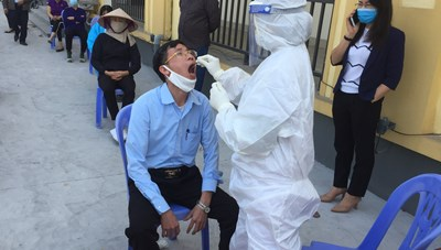 Quảng Ninh điều trị khỏi bệnh cho 18 bệnh nhân Covid-19